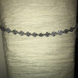 Beautiful Bridal Belt/Sash!